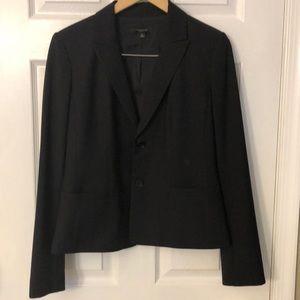 Ann Taylor Women's Blazer in Navy, size 8
